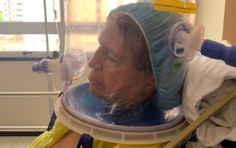 Após tratamento com Elmo, paciente de 70 anos recebe alta no Hospital Leonardo da Vinci
