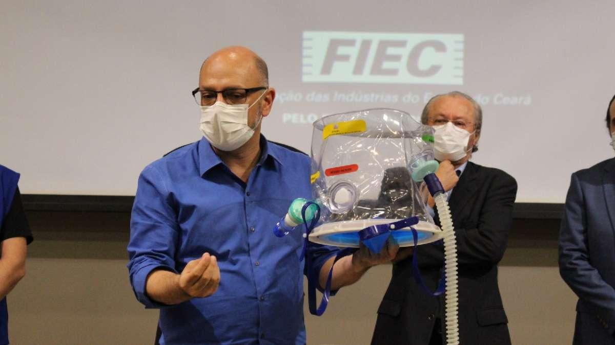 Idealizador do Elmo, superintendente da ESP recebe moção honrosa da Assembleia Legislativa do Ceará