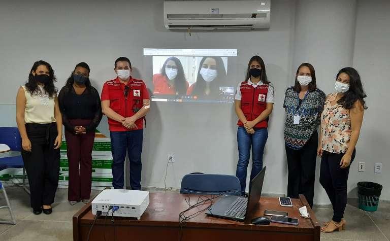 Ação solidária entre ESP/CE e Cruz Vermelha ofertará treinamentos do Elmo pelo Brasil